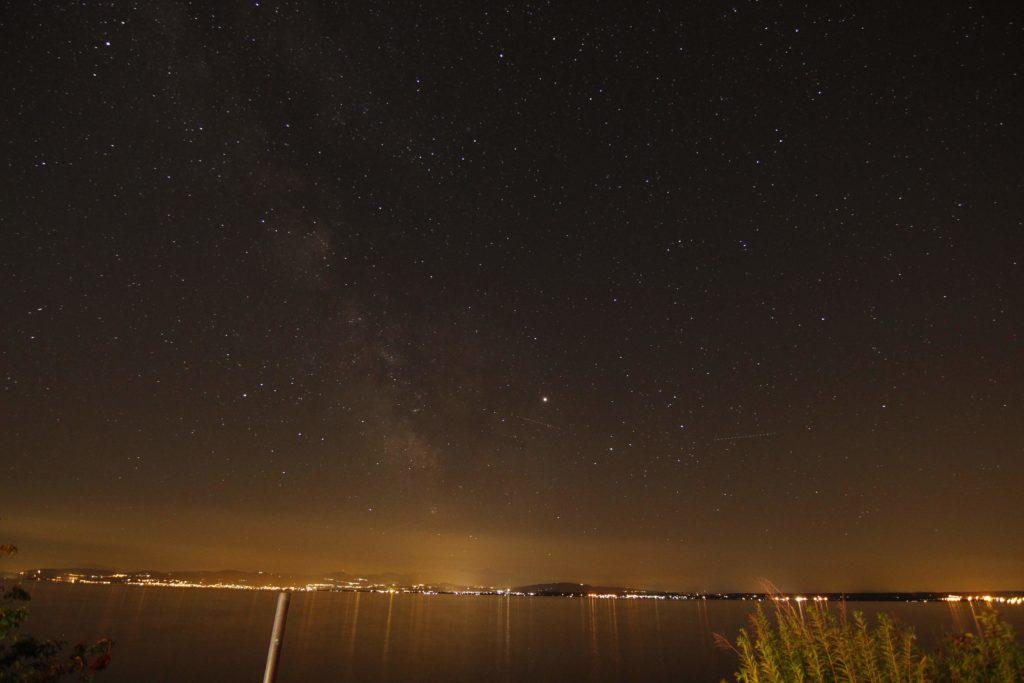 Sternenklare Nacht
