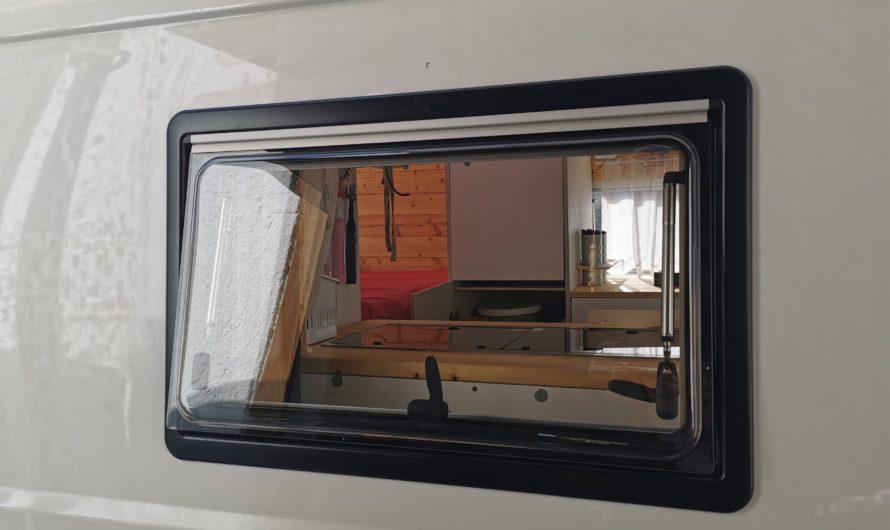 Zweites Fenster Einbauen