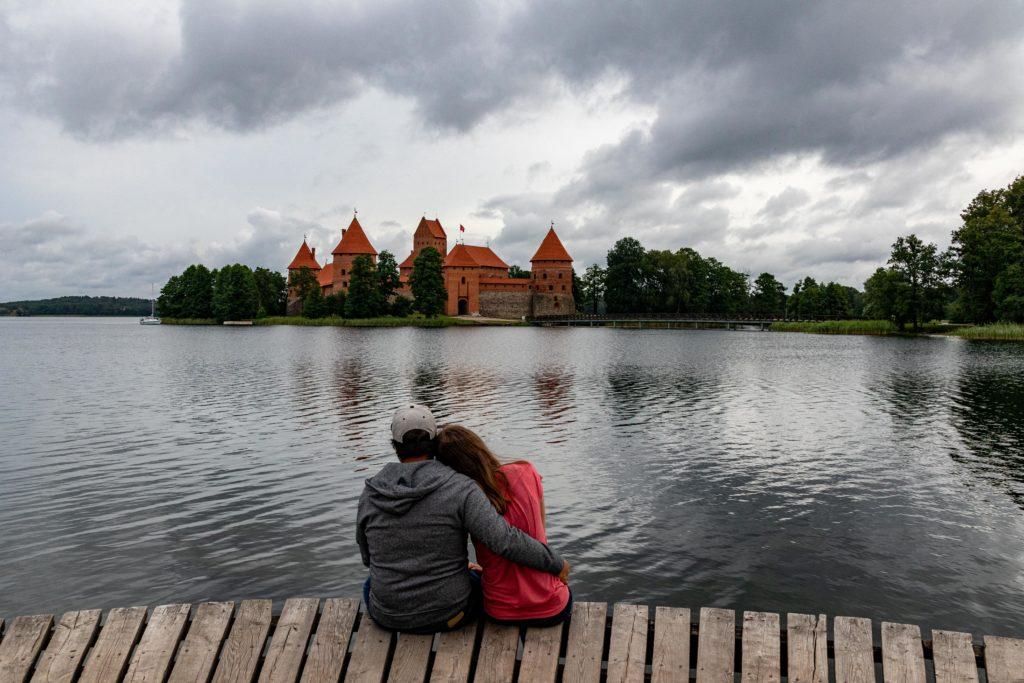wir Burg Trakai