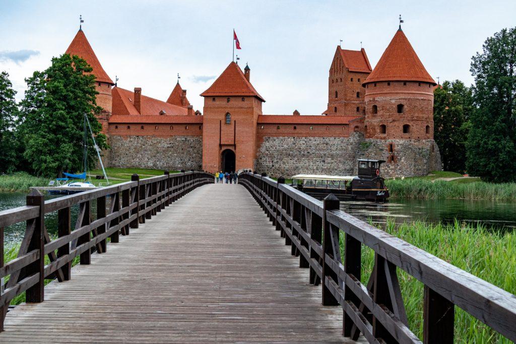 Brücke Trakai