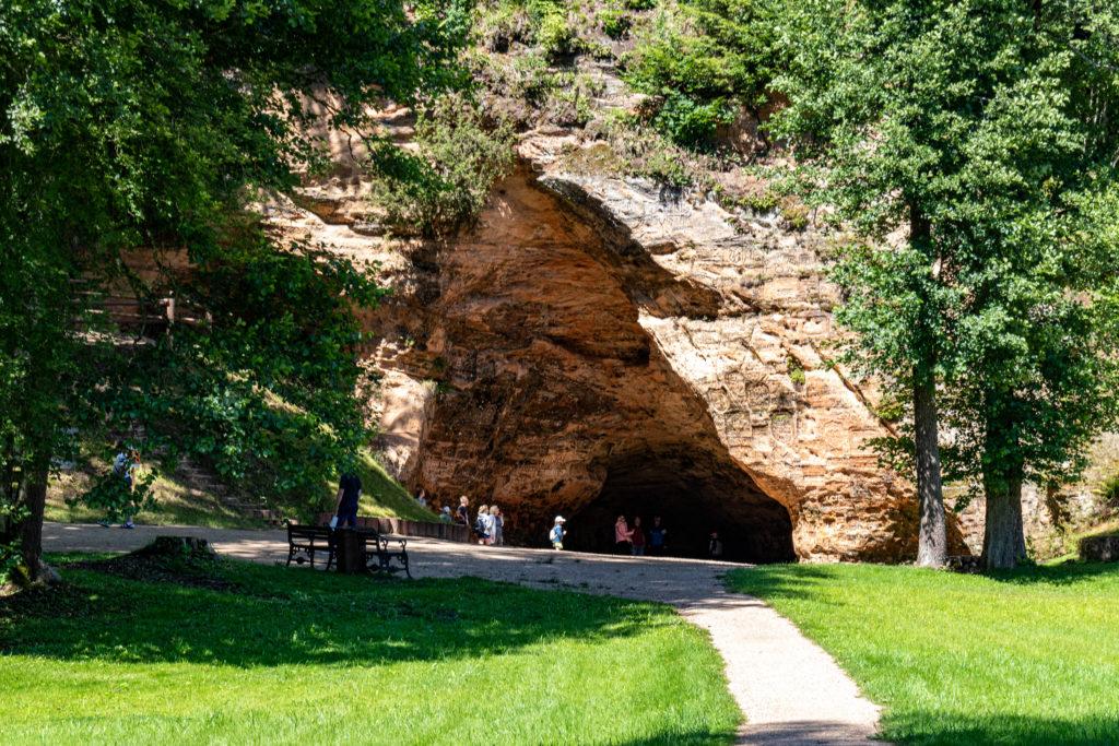 Gutmanns Höhle
