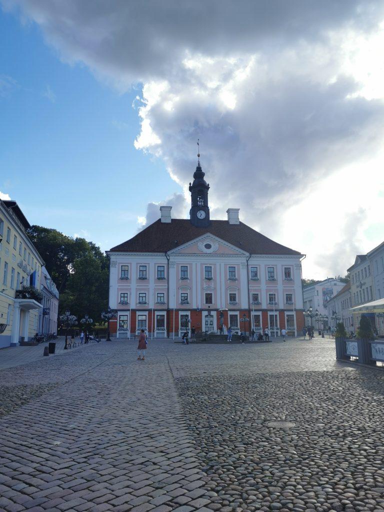 Rathaus Tartu