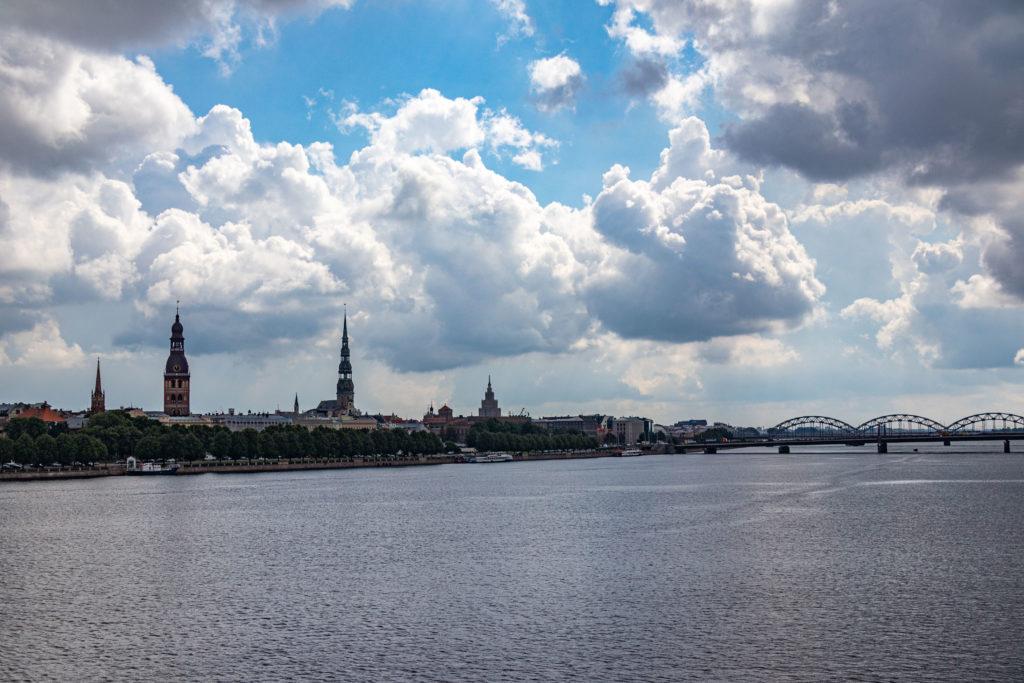 Skyline Riga