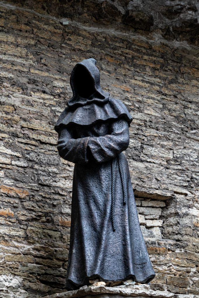 Mönche ohne Geschichte