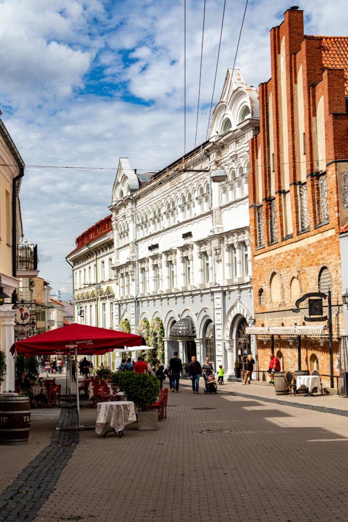 Innenstadt Vilnius