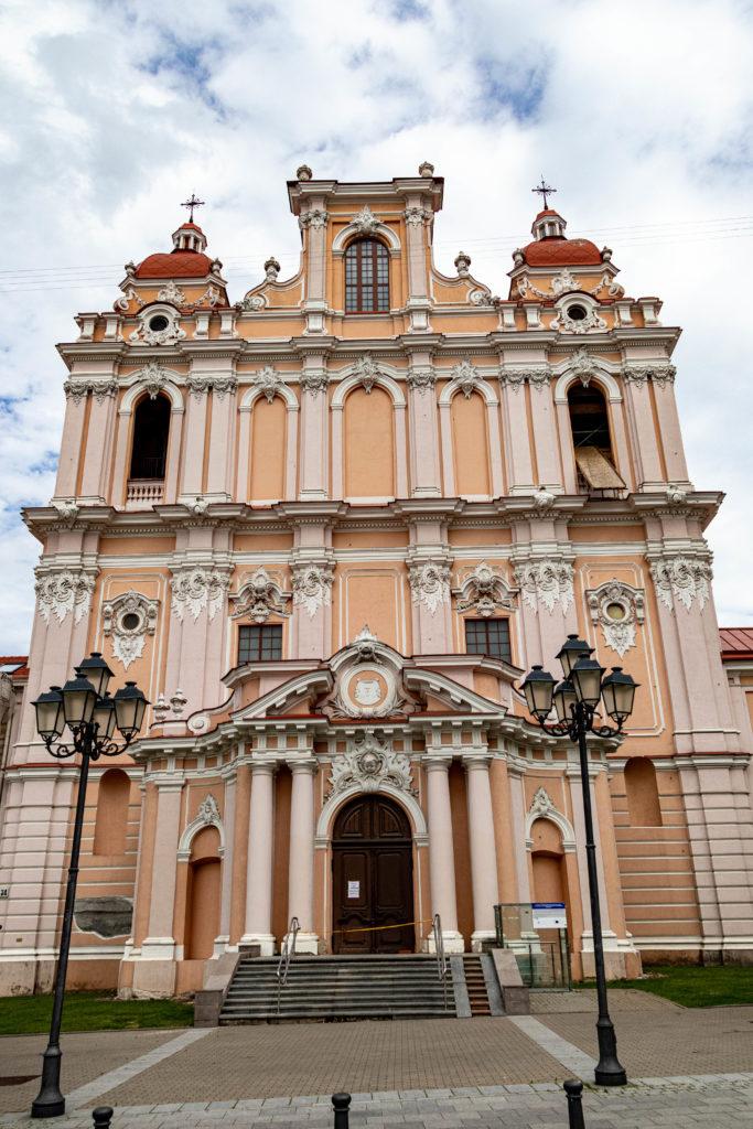 St. Catherine´s Kirche vorne