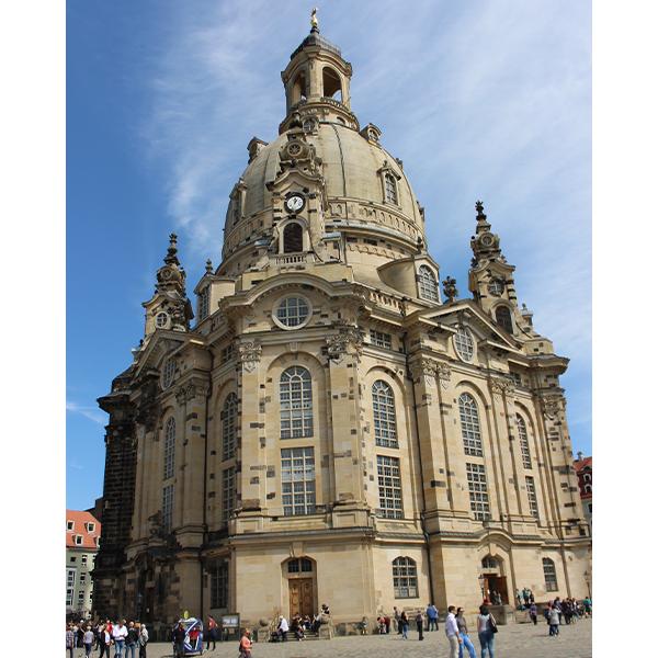 Städtetrip Dresden