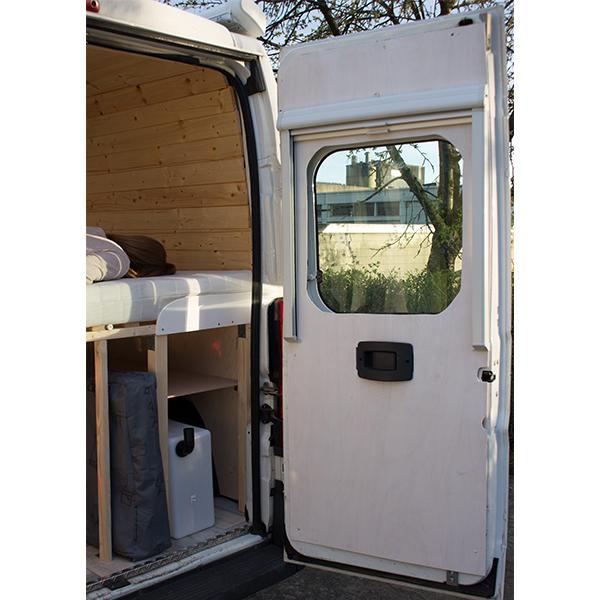 Verkleidung Türen und Fahrerkabine