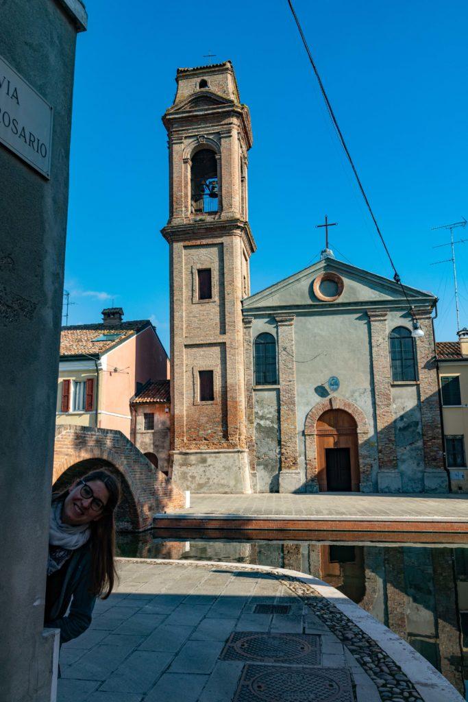 Kirche Comacchio