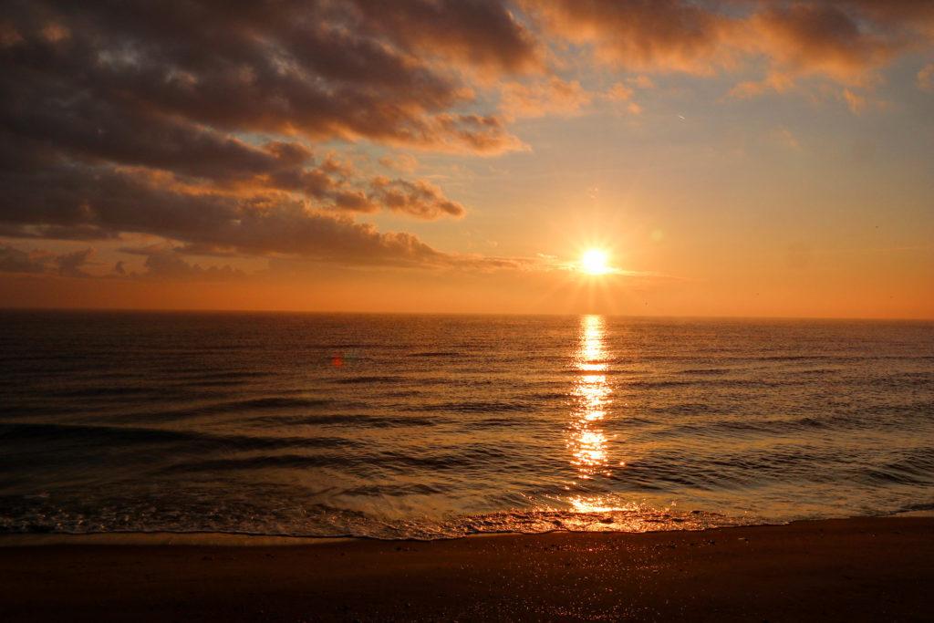 Italienische Adriaküste Sonne