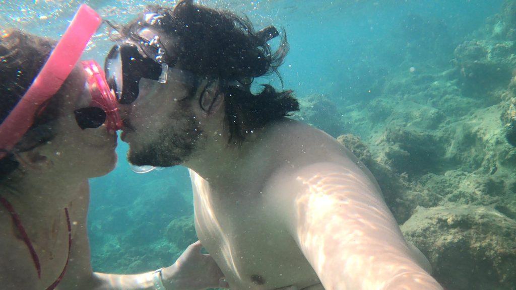 Unterwasser Bussi