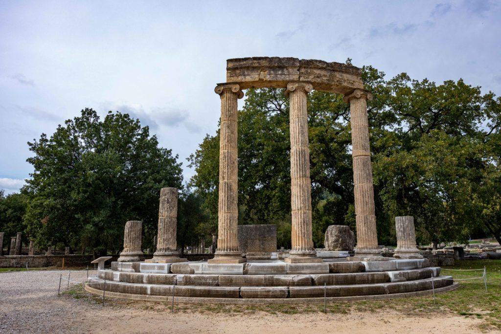 Tempel Peloponnes